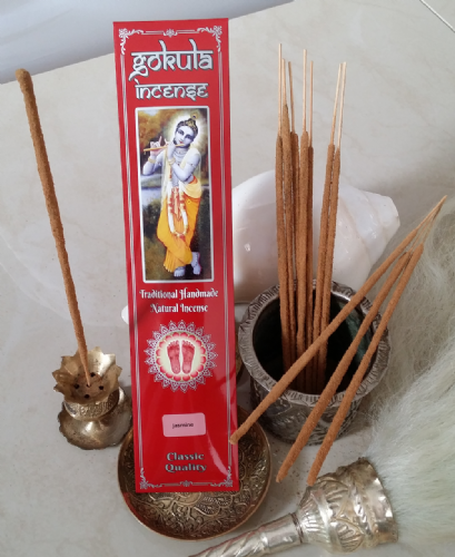 Jasmine Incense Sticks - 20 grams